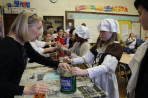 Colonial Day Washington Irving